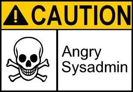 AngrySysadmin